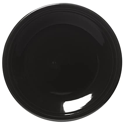 Fiesta 10-1/2-Inch Dinner Plate Black  sc 1 st  Amazon.com & Amazon.com | Fiesta 10-1/2-Inch Dinner Plate Black: Dinner Plates