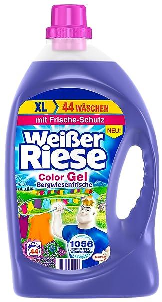 Weißer Riese Color Gel Bergwiesenfrische, 1er Pack (1 x 44 ...