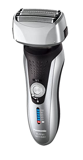 Panasonic ES-RF41 Rechargeable 4-Blade Electric Shaver Wet Dry for ... 21f913ec7ffe2