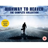 Highway To Heaven - The Complete Collection [DVD] [Reino Unido]