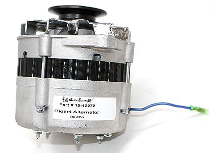 amp alternator mercruiser wiring diagram on 3 wire alternator diagram, mercruiser  boat wiring diagrams,