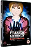 Fullmetal Alchemist Brotherhood Vol 1 (Eps 1-13) [DVD]