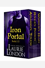 Iron Portal Boxed Set Collection (Books 1-3) (Iron Portal Paranormal Romance Series) Kindle Edition