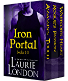 Iron Portal Boxed Set Collection (Books 1-3) (Iron Portal Paranormal Romance Series)