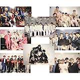 Bangtan Boys Map of The Soul: 7 Poster 8 Sheets, Poster Set Bangtan Boys Poster, Jungkook/Jimin/V/Suga/Jin/J-Hope/Rap Monster