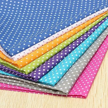 Paquete de tela de algodón para patchwork: Amazon.es: Hogar