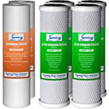 iSpring #F6CTO 1-Year Water Filter Pack for WCC31