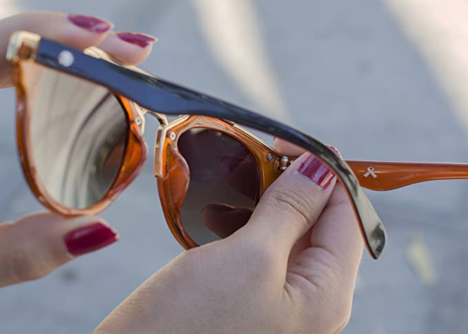 LOS ANGELES DIAMOND- gafas de sol premium con un elegante y ...