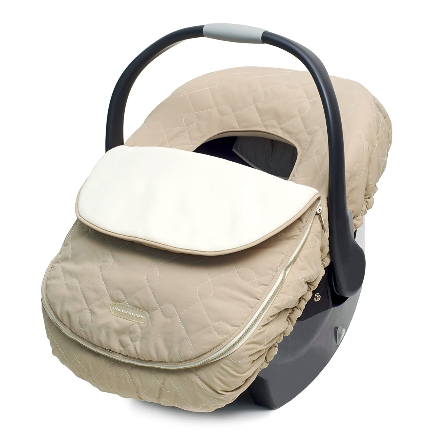 Amazon.com: JJ Cole Car Seat Cover, Khaki: Baby