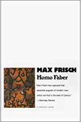 Homo Faber Kindle Edition