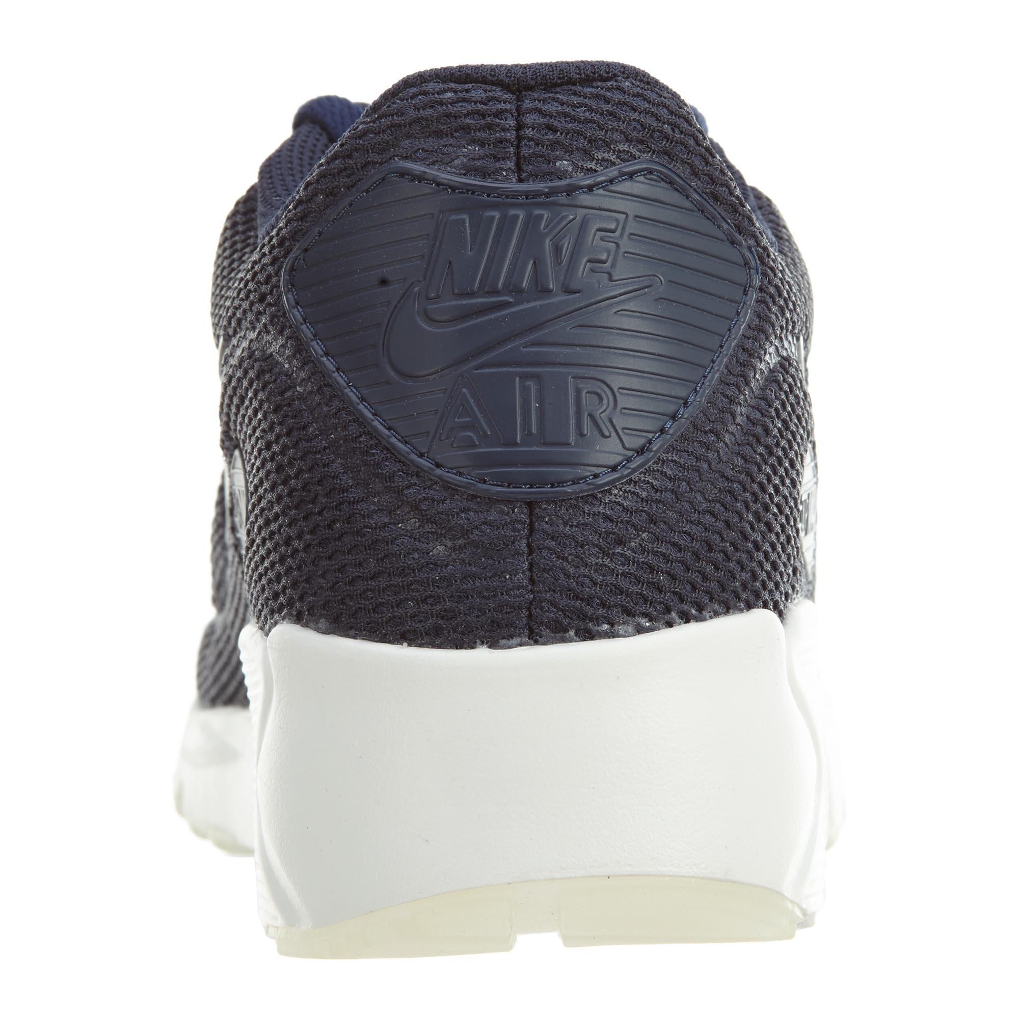 Nike 898010-400 Men Air Max 90 Ultra 2.0 BR Midnight Navy