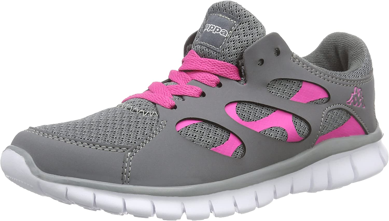 Kappa Sakurada, Zapatillas para Mujer, Gris, 38 EU: Amazon.es: Zapatos y complementos