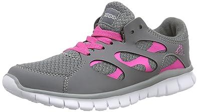 Chaussures De Lumière Renard Mixte, Synthétique / Mesh, Adultes Unisexe Chaussures De Sport À Faible Dessus Kappa