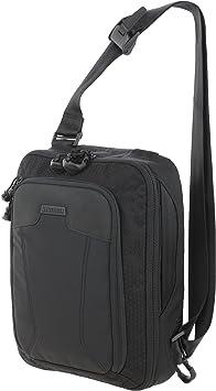 Maxpedition Mini Valence Tech Sling Pack - Bolso bandolera (7 L), Unisex adulto, Bolso cruzado, MVL, Negro, talla única: Amazon.es: Deportes y aire libre