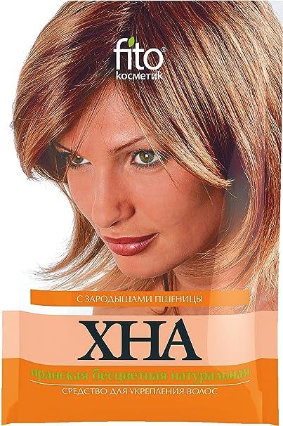 naturales Henna 25 g transparente color del pelo pelo Color ...