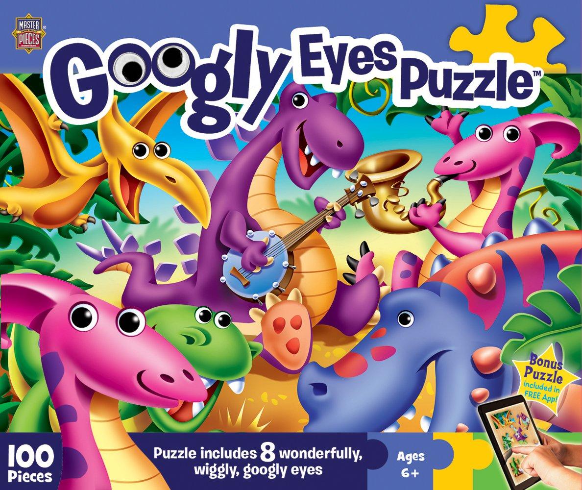 ahorra hasta un 50% MasterPieces Dinosaurios  Googly Googly Googly ojos  Seleccione de las marcas más nuevas como
