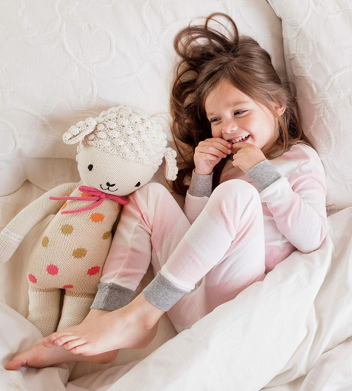 Burts Bees Baby Pajamas 12 Mo-7 Yrs 100/% Organic Cotton Tee and Pant 2-Piece Pj Set