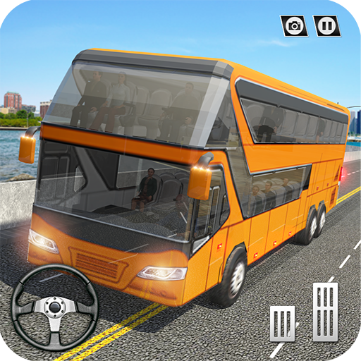 Coach Bus Simulator 2018 - Next-Gen City Bus Driving School Test 3D ()