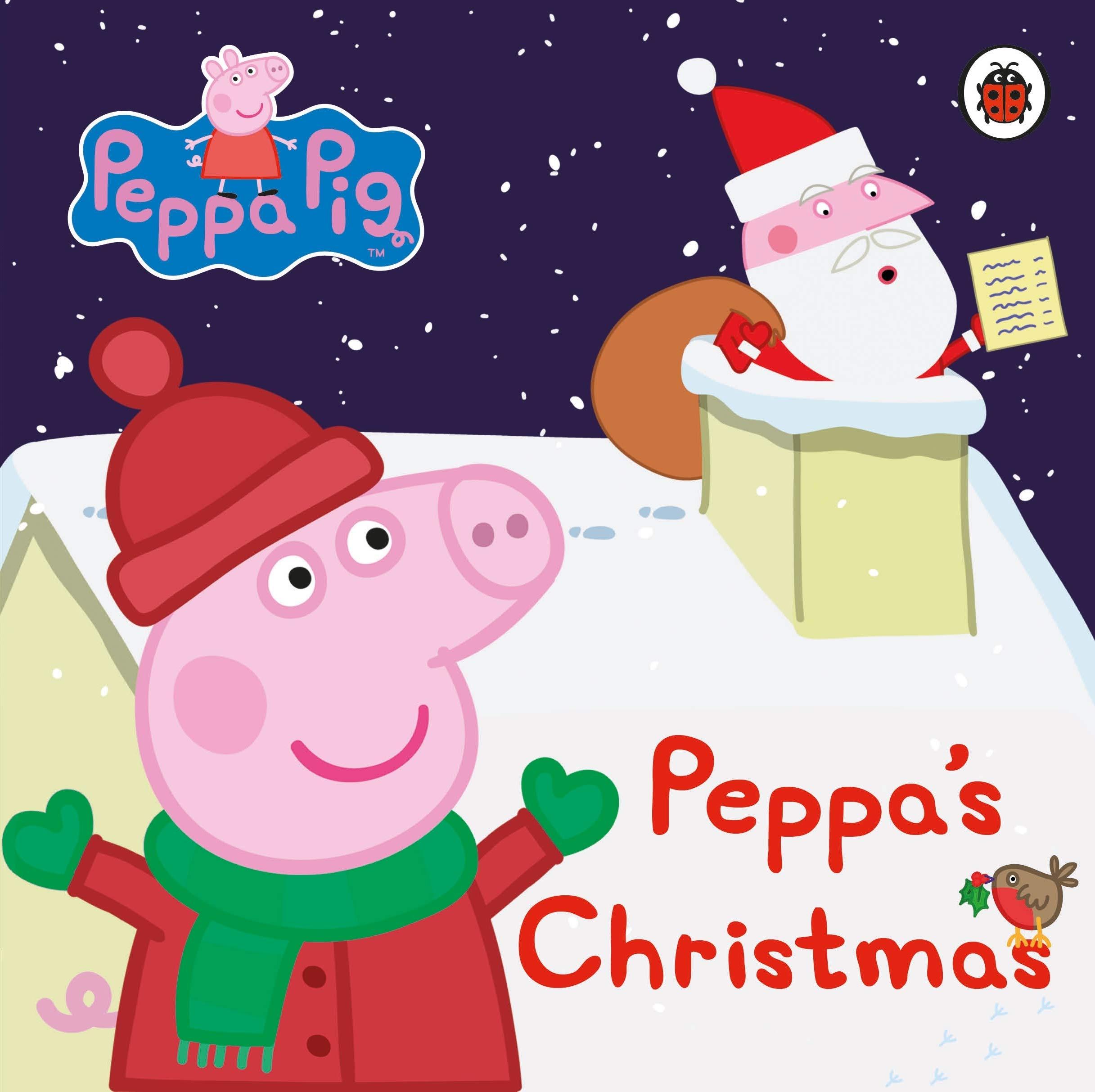 Peppa Pig Christmas.Peppa Pig Peppa S Christmas Amazon Co Uk Peppa Pig
