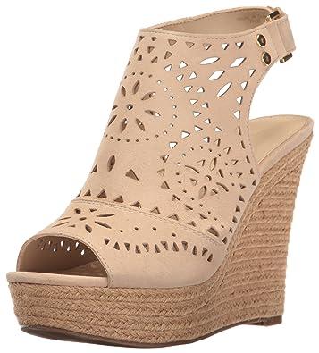 e75d925ff630 Marc Fisher Women s Harlea Wedge Sandal