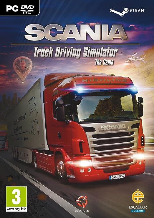 Scania, Truck Driving Simulator PC: Amazon.es: Electrónica