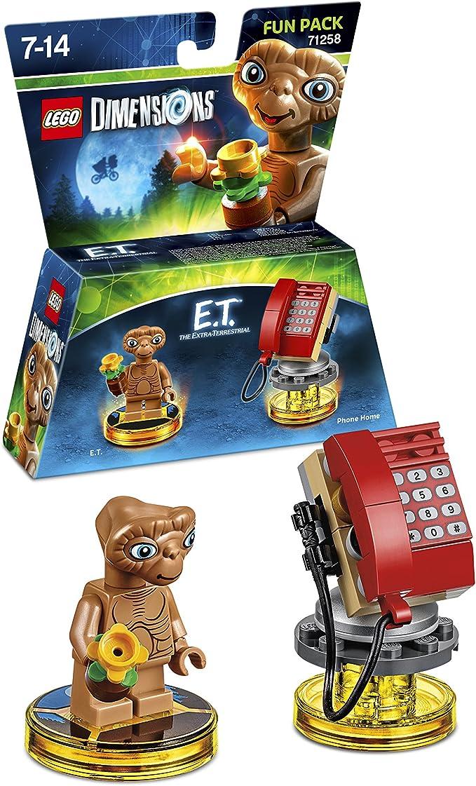 Warner Bros Interactive Spain Lego Dimensions - E.T.: Amazon.es: Videojuegos