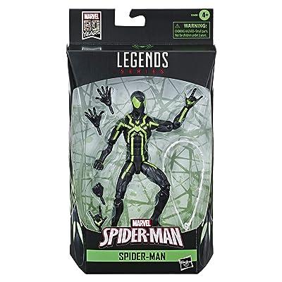 Hasbro Marvel Legends Big Time Spider-Man 6-Inch Action Figure: Toys & Games