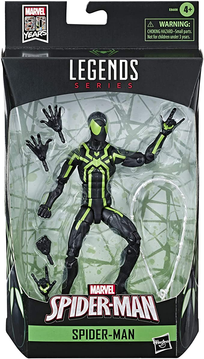 EXCLUSIVE IN STOCK! Marvel Legends BIG TIME SPIDER-MAN Action Figure