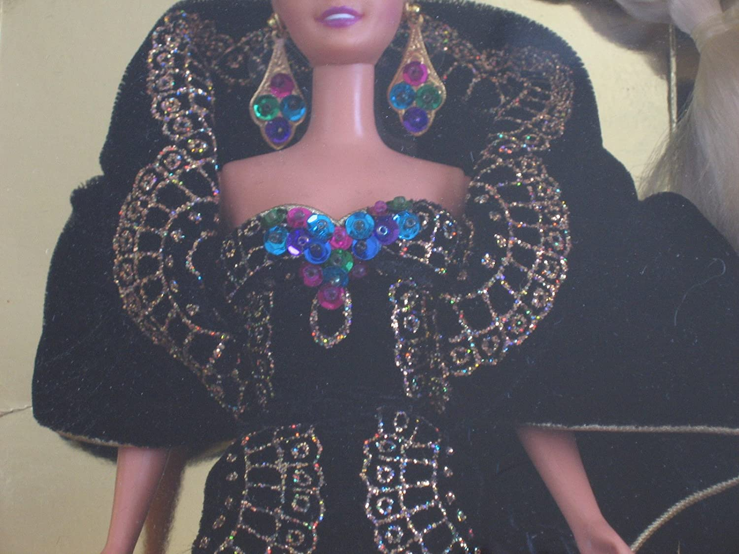 Amazon.com: Mattel – Midnight Gala muñeca barbie 1995: Toys ...