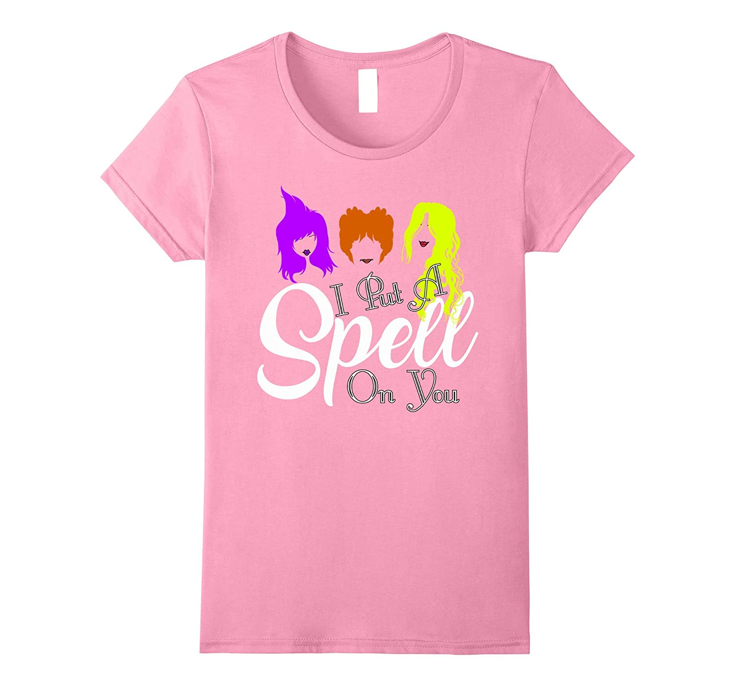 Womens I Put a Spell On You-FL