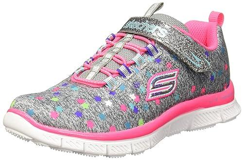 c8ab784ee549 Skechers Skech Appeal Star Spirit Girls Sneakers Gray Multi 1.5