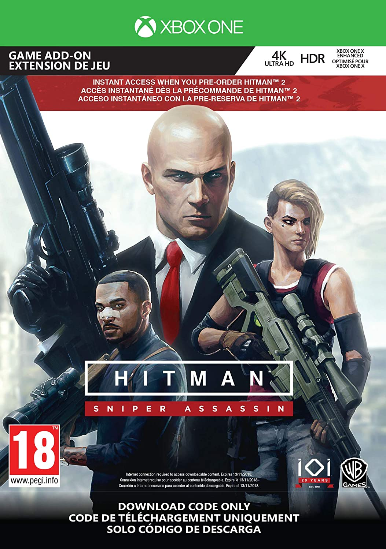Hitman: Sniper Assassin: Amazon.es: Videojuegos
