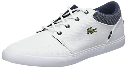 8fddd53c3 Lacoste Men s Bayliss 318 1 Cam Trainers  Amazon.co.uk  Shoes   Bags