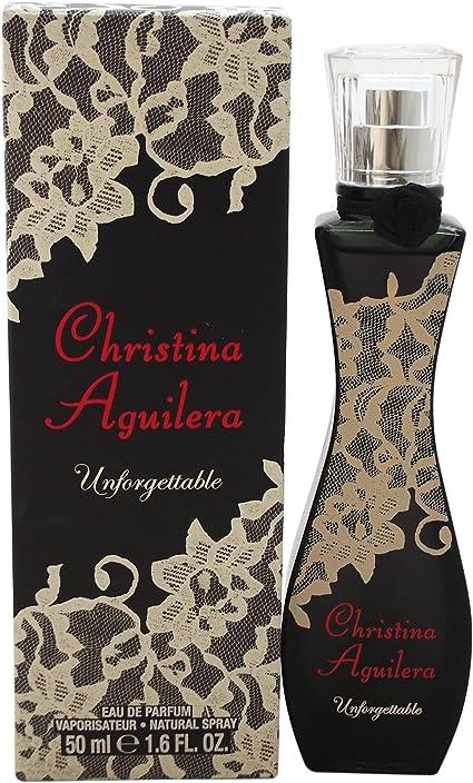 CHRISTINA AGUILERA Unforgettable Eau de