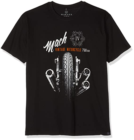 Amazon.com: Motorbike Accessories for Men - Vintage Motorcycle T-Shirt: Clothing