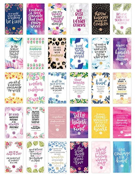 image about Random Acts of Kindness Cards Printable named bloom everyday planners Act of Kindness Deck - Established of 30 2\