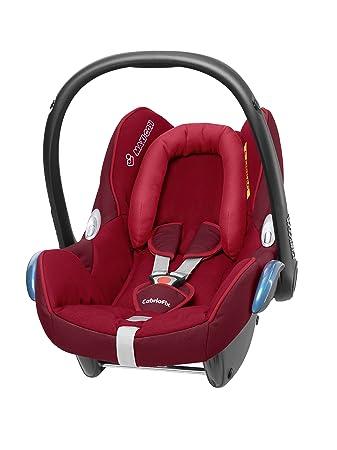 Maxi-Cosi Cabriofix Car Seat, Raspberry Red: Amazon.co.uk: Baby