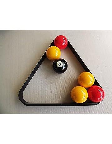 Amazon.es: Triángulos y estantes para bolas - Billar: Deportes y ...