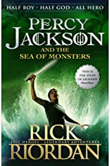 Percy Jackson and the Sea of Monsters Paperback
