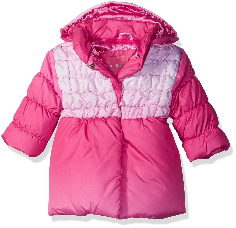 Wippette Girls' Baby Bubble Jacket Wippette Children' s Apparel 73022-B