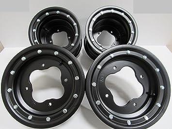 Honda TRX 450R 400EX 300EX llantas ruedas delanteras y ...