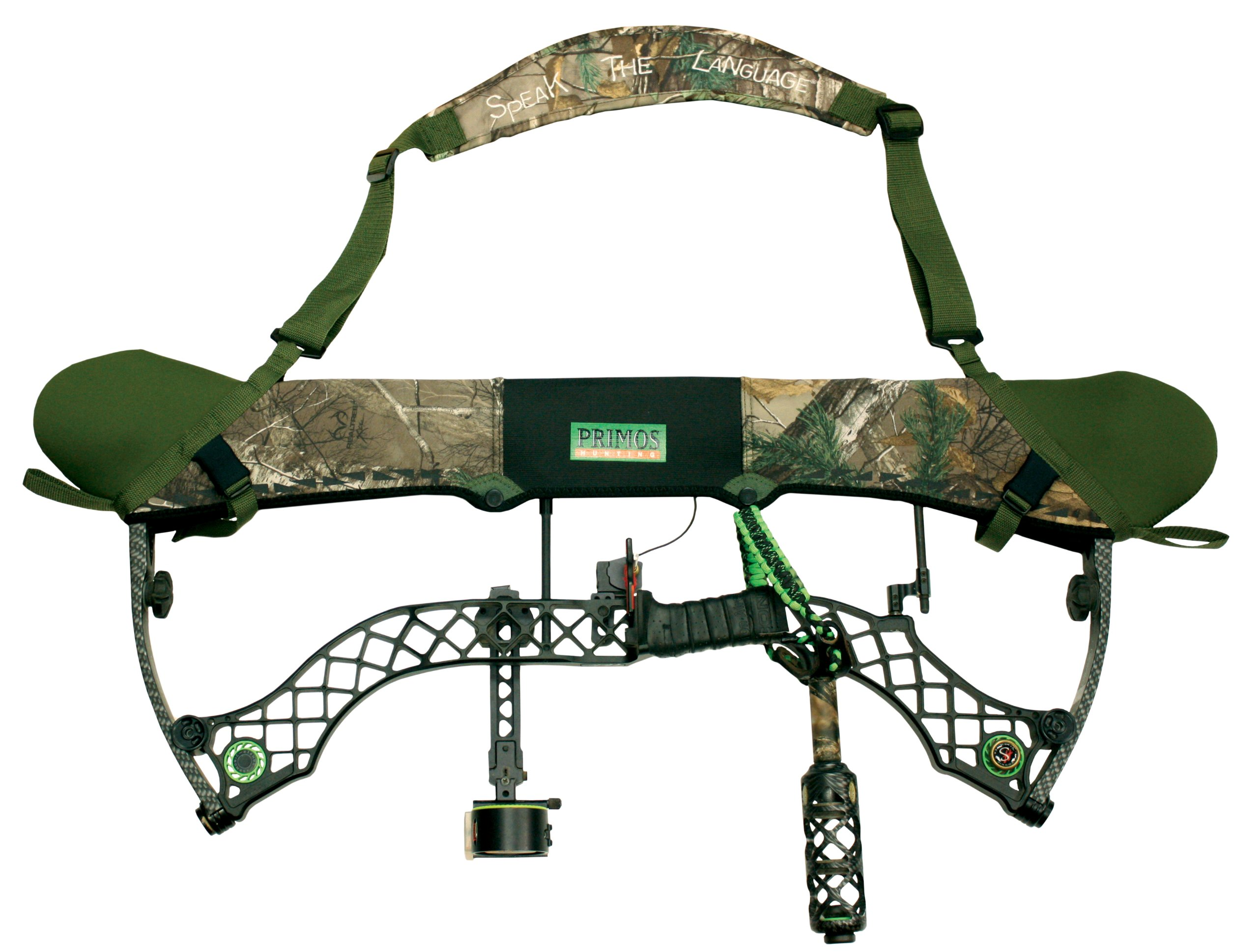 Primos Neoprene Bow Sling,Realtree AP Xtra Camo by Primos Hunting