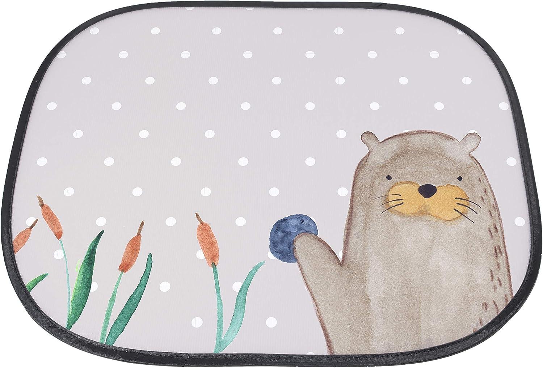 Farbe Blau Pastell /& Mrs Panda Kinder Familie Auto Sonnenschutz Sternzeichen L/öwe mit Spruch Mr