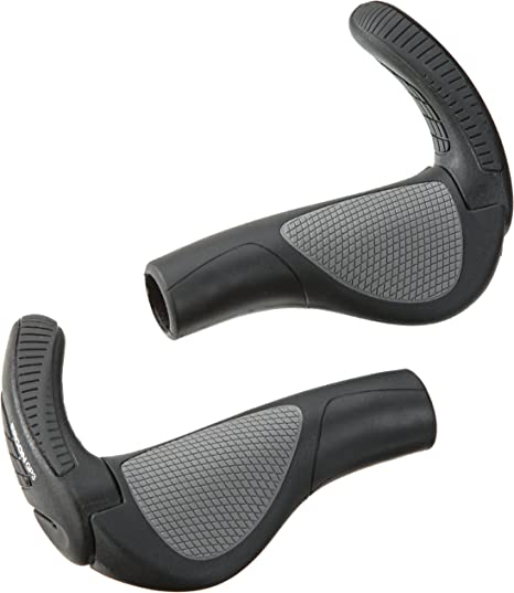 Ergon - Manopole ergonomiche per bici GP3 Rohloff/Nexus, con appendici 3  dita: Amazon.it: Sport e tempo libero