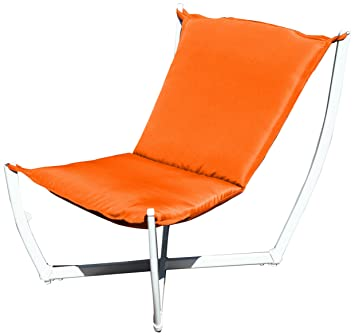 Amazon De Leco Chillout Sessel Orange