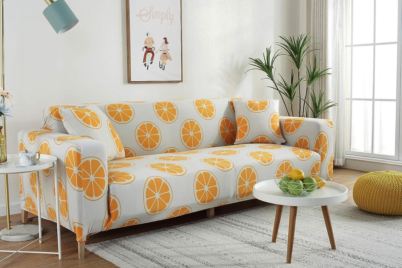 KELUINA Funda de sofá de Alto Estiramiento para Sala de ...