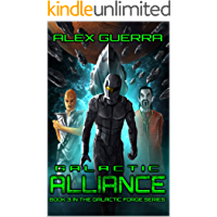 Galactic Alliance (Galactic Forge Book 3)