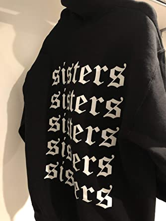 Amazon.com: Sisters Hoodie-Sisters James-Charles Apparel,hi Sisters Hoodie,Sisters Hoodie,Sisters Merch: Clothing