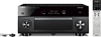 Yamaha RX-A3070 9.2-Ch 4K Network A/V Receiver with WiFi & Bluetooth