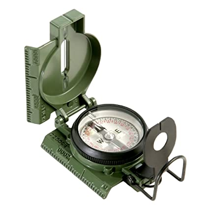 Amazon.com   Cammenga Official US Miltary Tritium Lensatic Compass ... ee45160be370